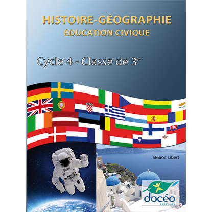 Manuel Scolaire 3e Agricole Histoire Geographie Cycle 4